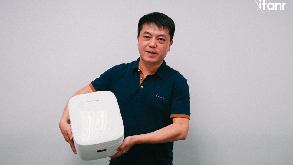对话小米生态链企业纯米科技总裁:电饭煲做起来并不简单