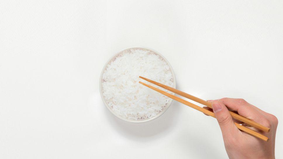 能绕地球一圈的不止奶茶 还有香甜松软的白米饭