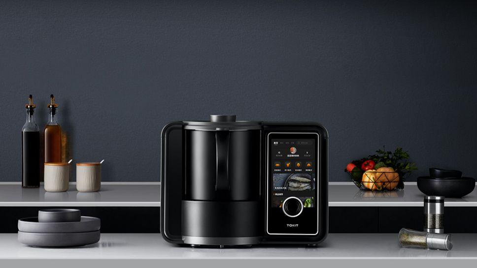 """终于等到预售!这台多功能料理机即将开启""""未来厨房""""时代!"""